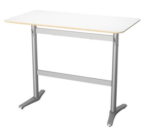 Ikea for Hauteur de table a manger